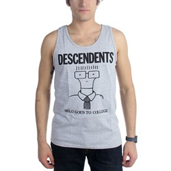 Descendents - Milo Goes To College Tank Top