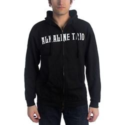 Alkaline Trio - Mens Classic Heartskull Zip Hoodie