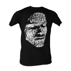 Conan The Barbarian - Draw On My Face Mens T-Shirt In Black