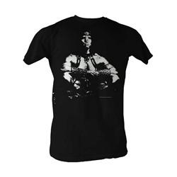 Conan The Barbarian - Sitting Bull Mens T-Shirt In Black