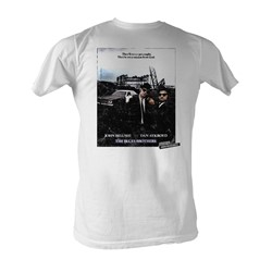 Blues Brothers, The - Poster 2 Mens T-Shirt In White