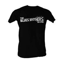 Blues Brothers, The - Band Shirt Mens T-Shirt In Black