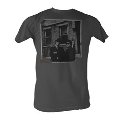 Blues Brothers, The - Orphanage Mens T-Shirt In Charcoal