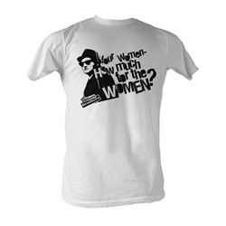 Blues Brothers, The - Women Mens T-Shirt In White
