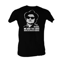 Blues Brothers, The - Ibb Understanding Mens T-Shirt In Black
