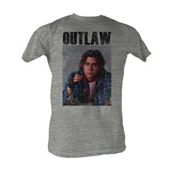 Breakfast Club, The - Outlaw Mens T-Shirt In Gray Heather