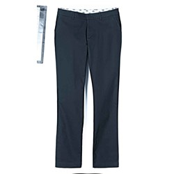 Dickies - FP212 Womens Slim Straight Stretch Twill Pants