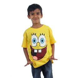 Sponge Bob Square Pants - Face T-Shirt
