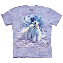 The Mountain - Youth Find 10 Polar Bear Pair T-Shirt