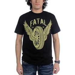 Fatal - Mens Roll On T-Shirt