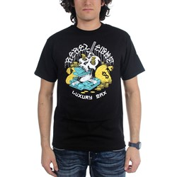Rebel8 - Mens Luxury Tax T-Shirt
