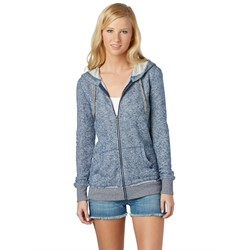 Roxy - Womens North Star Zip-Up Hoodie
