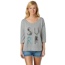 Roxy - Womens Switch Foot Pullover Sweater
