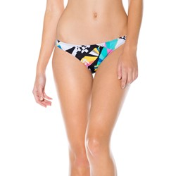Volcom - Womens Reality Bites Full Coverage Bikini Bottom