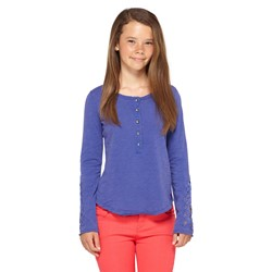 Roxy - Girls Snowed In Scoop Neck Top