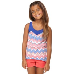 Roxy - Girls Beach Bliss Scoop Neck Top