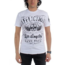Affliction - Mens Davey Jones T-Shirt