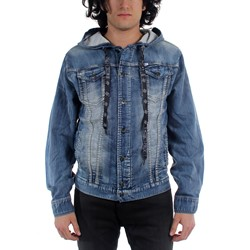 Trukfit - Mens Knit Indigo Jacket