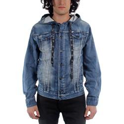 Trukfit - Mens Knit Indigo Jacket