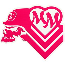 Metal Mulisha - Womens Heart Chevron