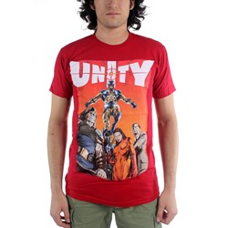 Valiant - Mens Unity By Doug Braithwaite T-Shirt