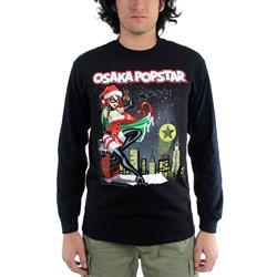 Osaka Popstar - Mens Super Hero Xmas Long Sleeve Shirt