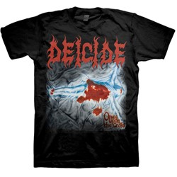 Deicide - Mens Once Upon A Cross Cover T-Shirt