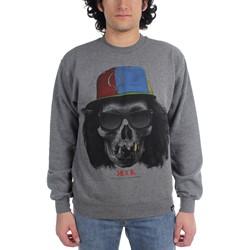 Rook - Mens Crossed Skull Sweater