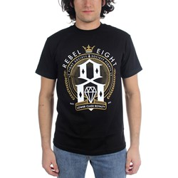 Rebel8 - Mens Lower Class Royalty T-Shirt