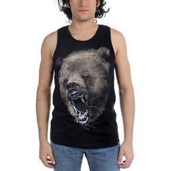Rook - Mens Grizzly Tank Top