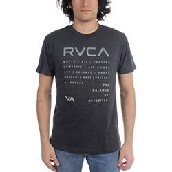 RVCA - Mens Chronicle 2 T-Shirt