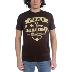 Pepper - Mens Anchor T-Shirt
