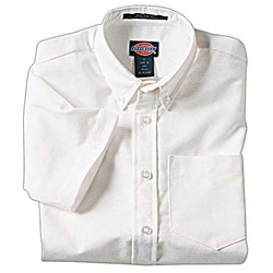 Dickies - KS920 Boys Oxford Shirt - Short Sleeve