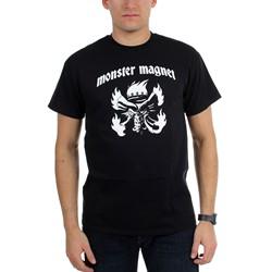 Monster Magnet - Mens Bullgod Dates T-Shirt