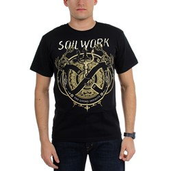 Soilwork - Mens The Living Infinite Tour Dates T-Shirt
