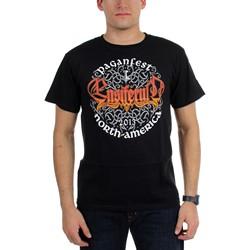 Ensiferum - Mens Paganfest 2013 Tour Dates T-Shirt
