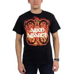 Amon Amarth - Mens Fire Horses T-Shirt