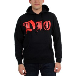 Dio - Mens Holy Diver Pullover Pullover Hoodie