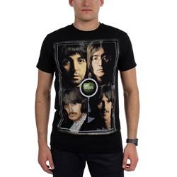 Beatles, The - Mens Beatles Faces T-Shirt