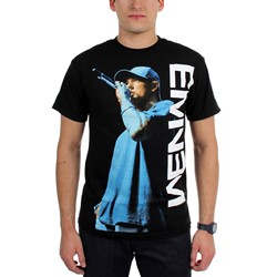 Eminem - Mens On The Mic T-Shirt
