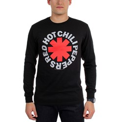 Red Hot Chili Peppers - Mens Asterisk  Long Sleeve Shirt