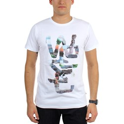 WeSC - Mens World Tour Overlay T-Shirt