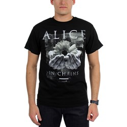 Alice in Chains - Mens Daisy Hands T-Shirt