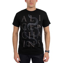Alice in Chains - Mens Alice Snakes T-Shirt