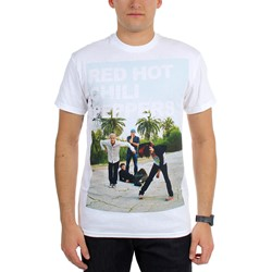 Red Hot Chili Peppers - Mens Drop Out T-Shirt