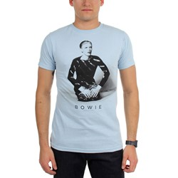 David Bowie - Mens Kneeling T-Shirt
