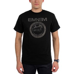 Eminem - Mens Detroit Seal T-Shirt
