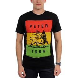 Peter Tosh - Mens Lion Of Judah T-Shirt