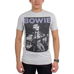 David Bowie - Mens Bowierock2 T-Shirt