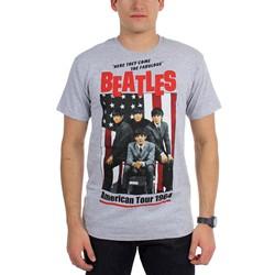 Beatles, The - Mens 1964 Tour T-Shirt